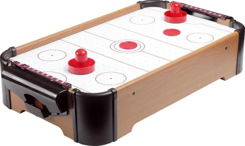 Cadeautip air hockey mini