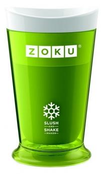 Cadeautip zoku slush shake maker groen