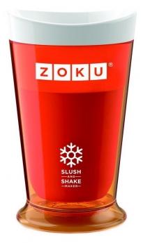 Cadeautip zoku slush shake maker oranje