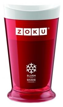Cadeautip zoku slush shake maker rood